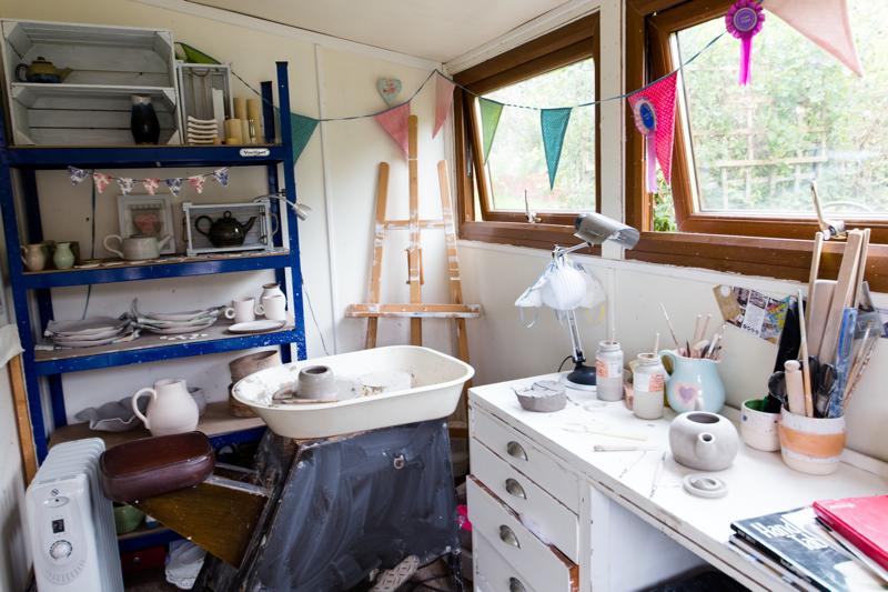 Kara Leigh Ford Ceramics, handmade ceramics, uk ceramics, British potter