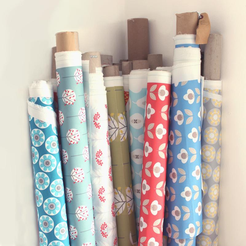 Louise Brainwood fabrics