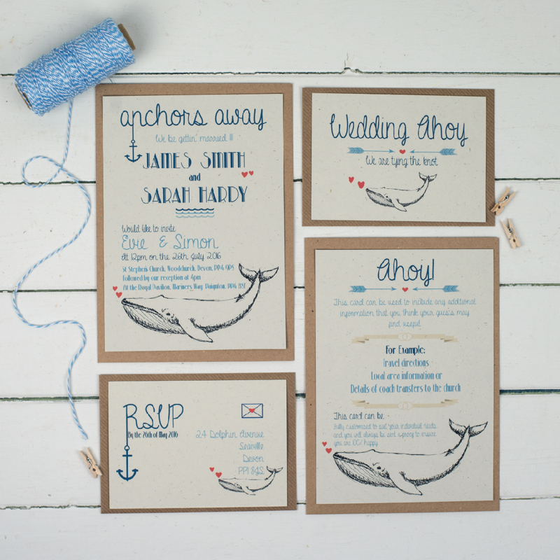 Wedding Invitations Eco Friendly: Talk Of The Town Parties