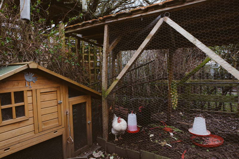 Helen Hallows, India Hobson, Revealing Craft, chicken coop
