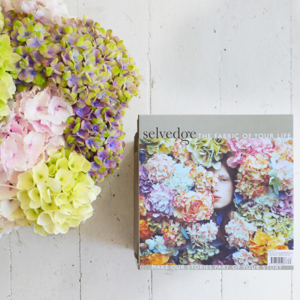 Selvedge magazine offer, magazine subscription offer, selvedge