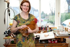 Meet British jeweller Diane Lee from SilverHares