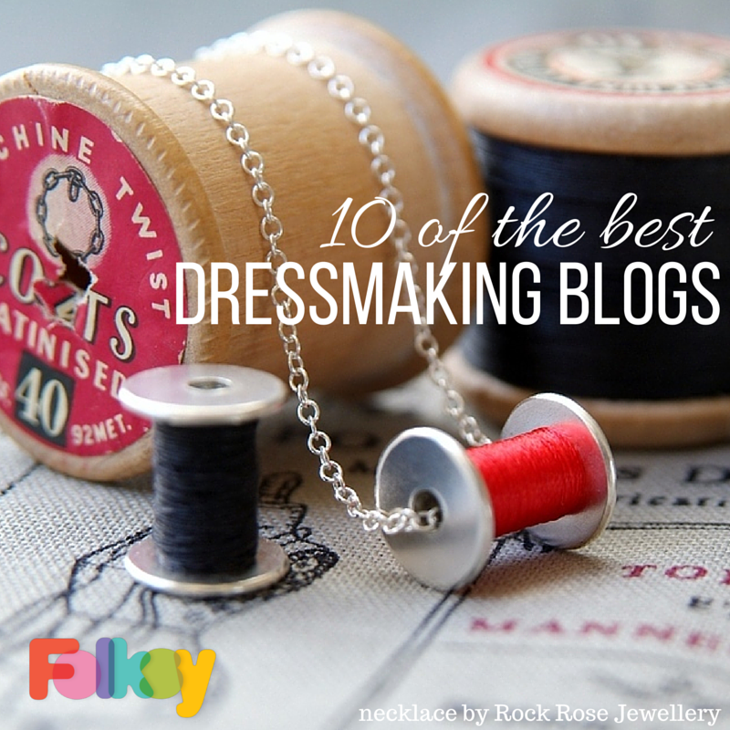 top uk dressmaking blogs