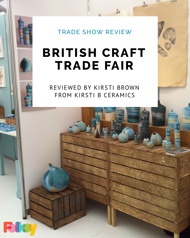 Trade Show Review: British Craft Trade Fair 2016 in Harrogate