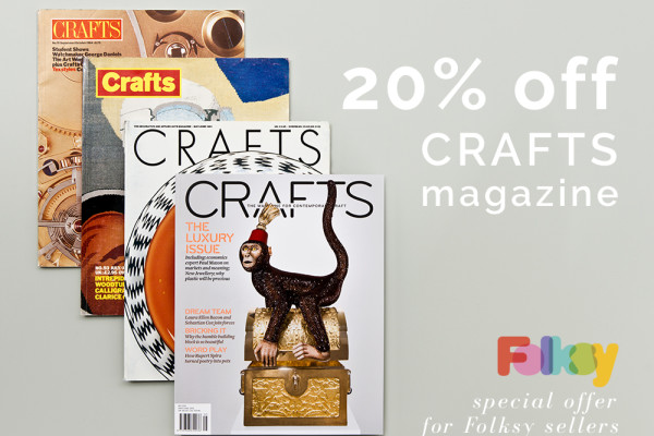 Crafts Magazine Subscription Offer