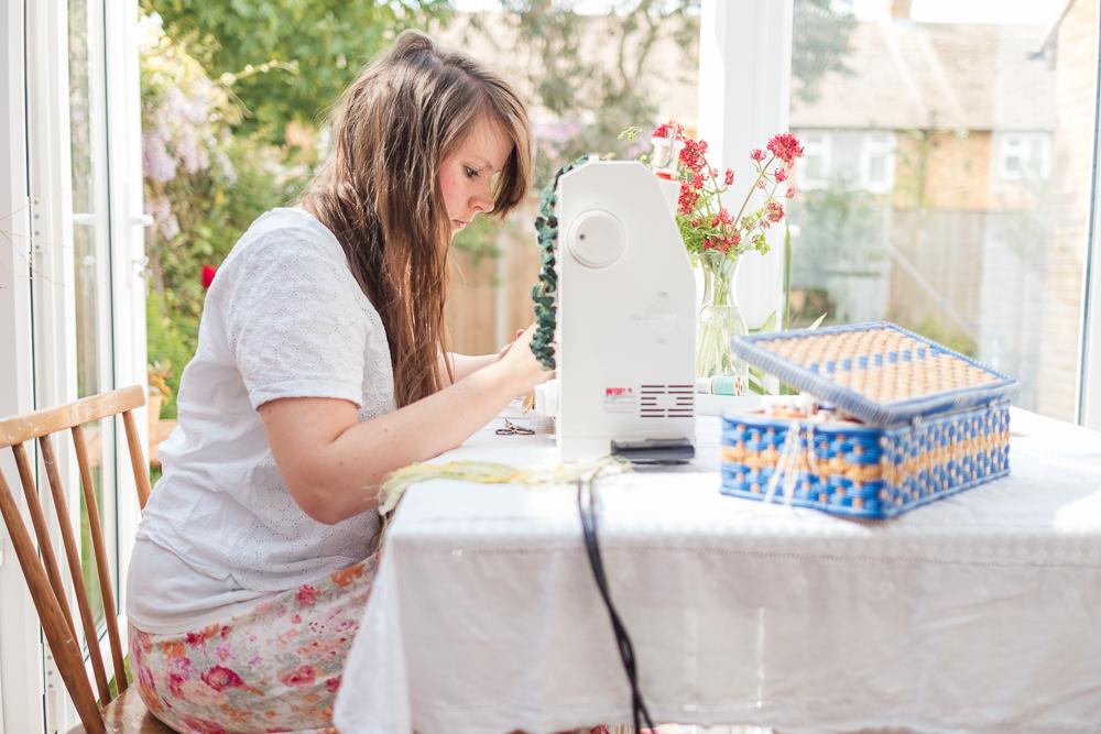 Lotus Blossom, Lotus Blossom Cards, Lotus Blossom Textiles, textile art, textile artist, British textile art