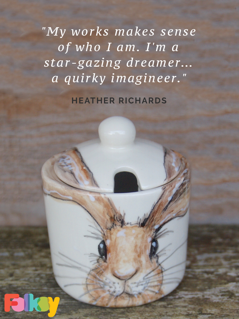 Heather Richards potter,