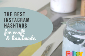 The best Instagram hashtags for craft and handmade