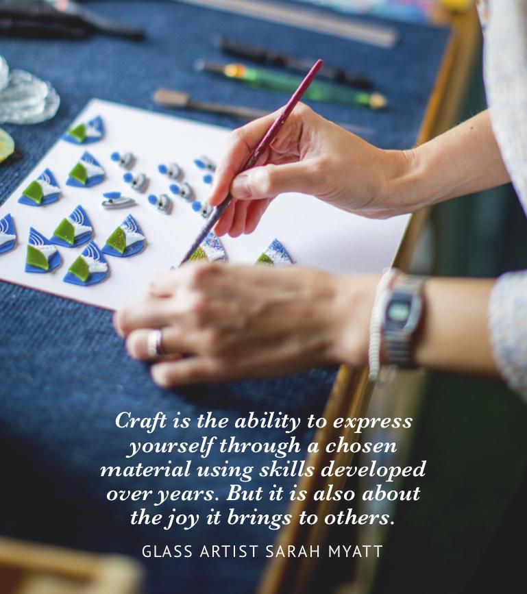 craft-is-creativity-quote-sarah-myatt