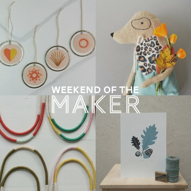 weekend of the maker
