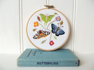 embroidery hoop art,