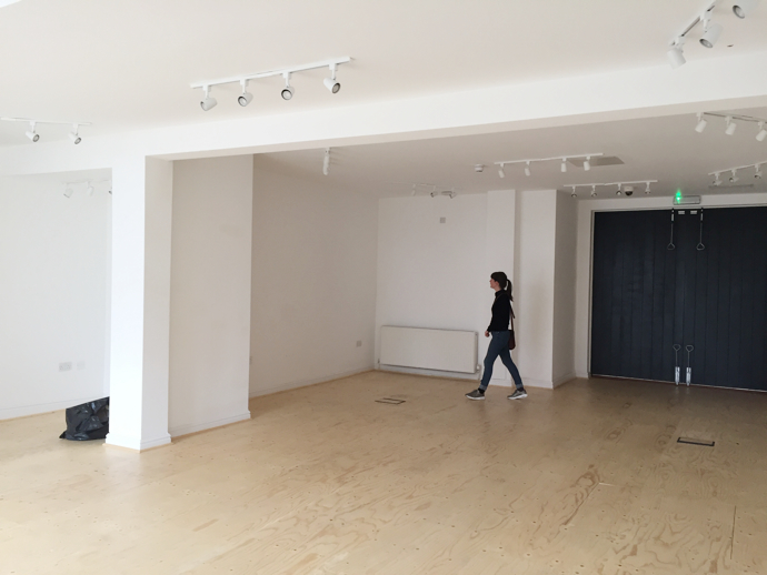 Blank Space Gallery, Roco, Sheffield