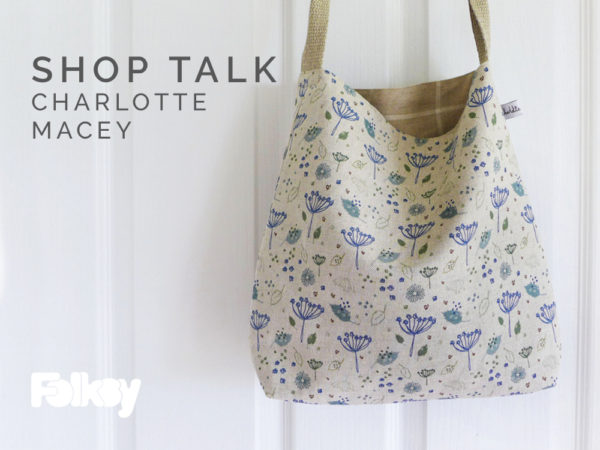 Charlotte Macey, Shop Talk interview