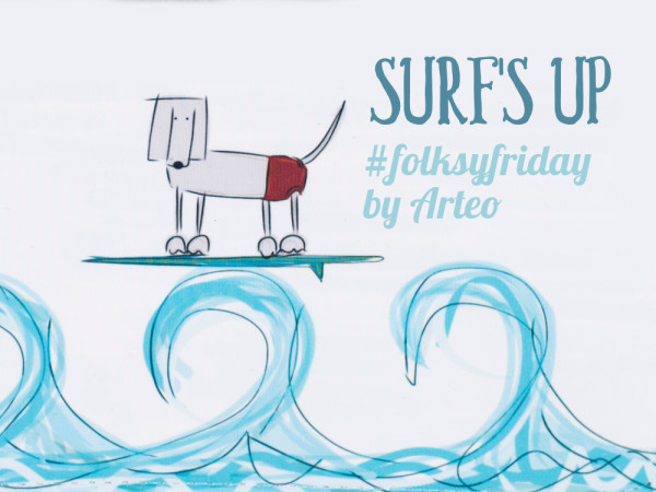 surfs up, surfer design, surfer art, surf craft