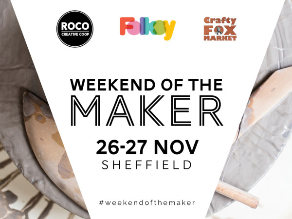 weekend of the maker, christmas craft fairs, 2016