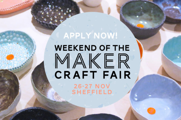 Weekend of the Maker, craft fair, Crafty Fox Christmas Market