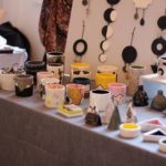 what to say at craft fairs