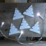 fused glass christmas tree, emily johnson glass,