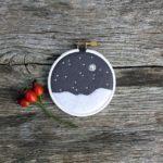 ndmhandmade embroidery hoop, NDM Handmade, NM Handmade,