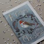 Christmas magazine, folksy