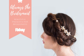 #folksyfriday – Always the Bridesmaid by Glorious Tiaras