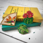 Colourful Cactus Flowers, Cactus jewellery,
