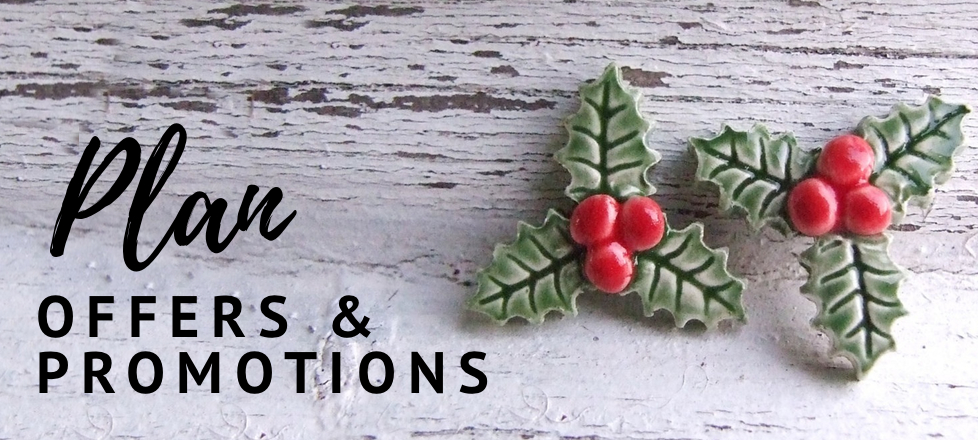 Christmas offers and promotions