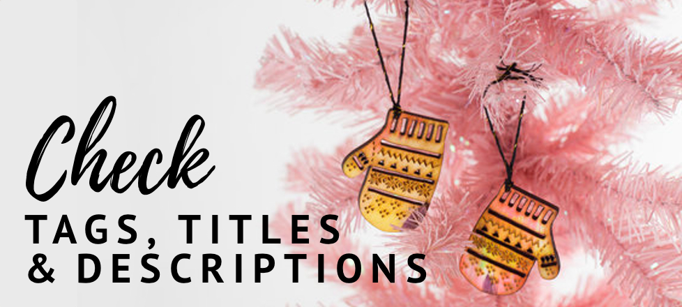 how to sell more at christmas, Frilly Industries