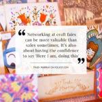 craft fair fails, craft fair advice, what if I don't sell anything at a craft fair,