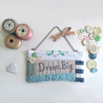 Dream Big embroidery, Thimbleville