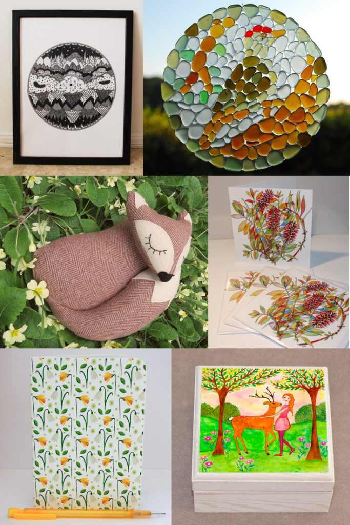 Fresh air, British Countryside, Craft, Silverhares, Jewellery