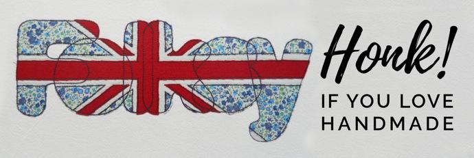 Fiona T, Folksy Bumper Sticker