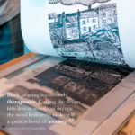 John Bloor Printmaker interview, John Bloor interview, John Bloor,