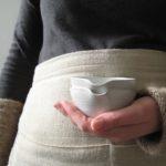 Jude Allman, ceramic pouring bowls,
