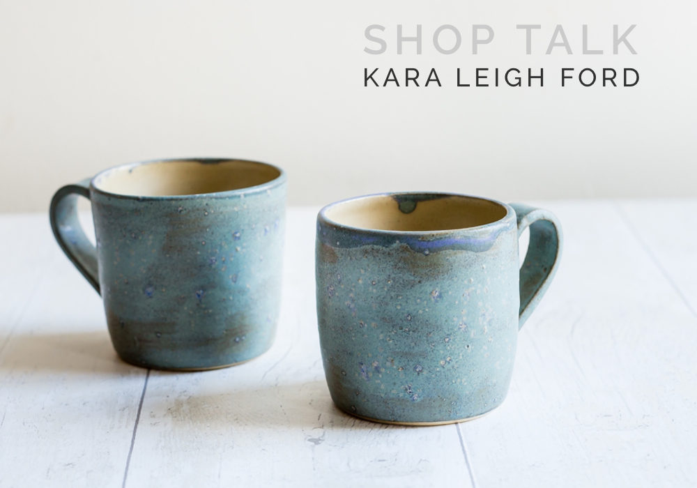 Kara Leigh Ford, ceramics, interview