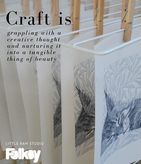 Little Ram Studio, interview, printmakers, printmaking