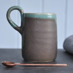 Natasha and Pots, Handmade Ceramic Mug,