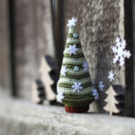 fancyknittles, christmas tree ornaments,