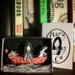 matchbox art, sparklehen