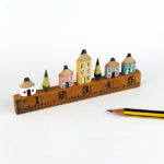 Pencil Houses, Emma Verner