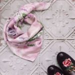 silk scarf, offer, discount code, wilful north,