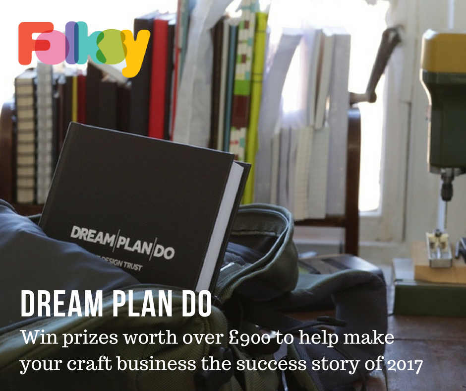 Dream Plan Do Giveaway – Prizes worth over £900