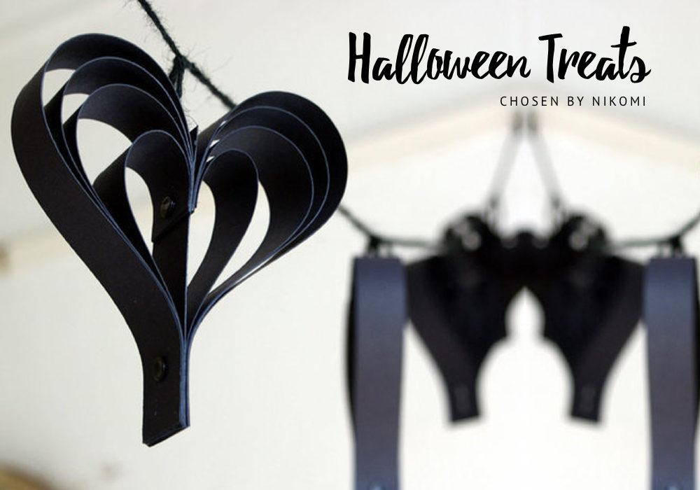 Handmade Halloween Treats