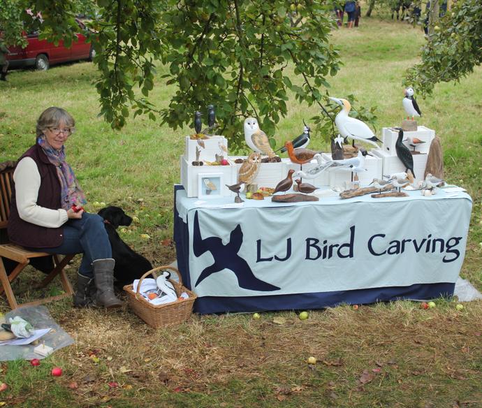 carved bird, bird carvings, wood birds, wooden bird, carved birds, LJ Wood Carving, Lee Jenkins, bird artist uk, National Trust
