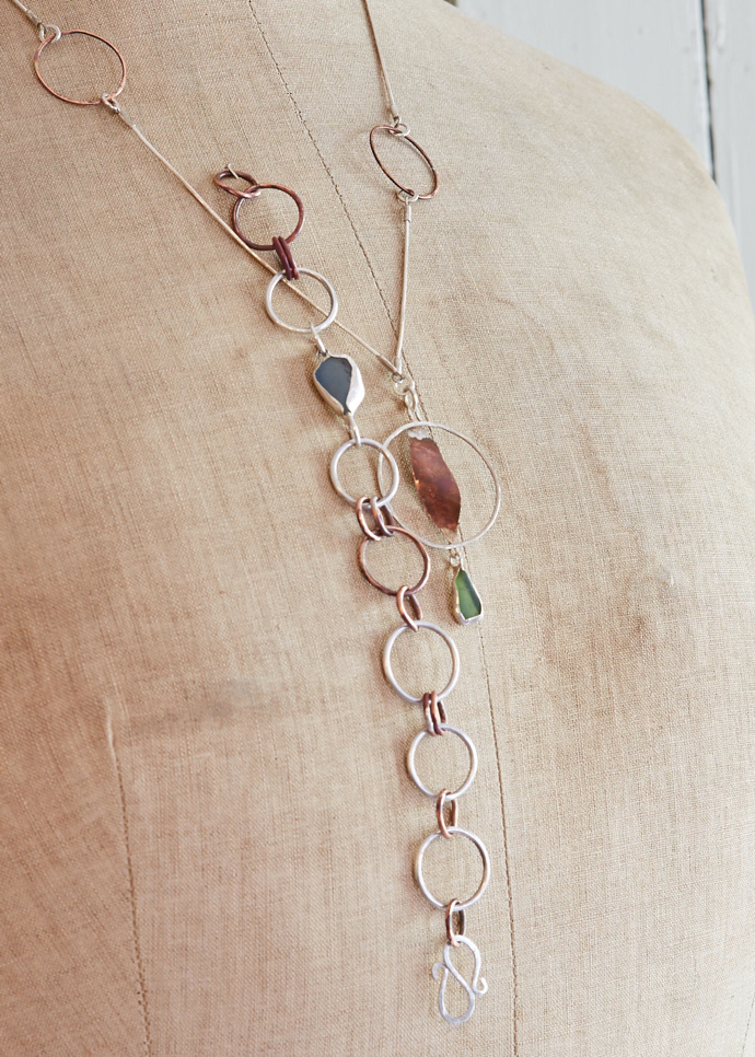 Sea Glass Jewellery, Caroline Frodsham,