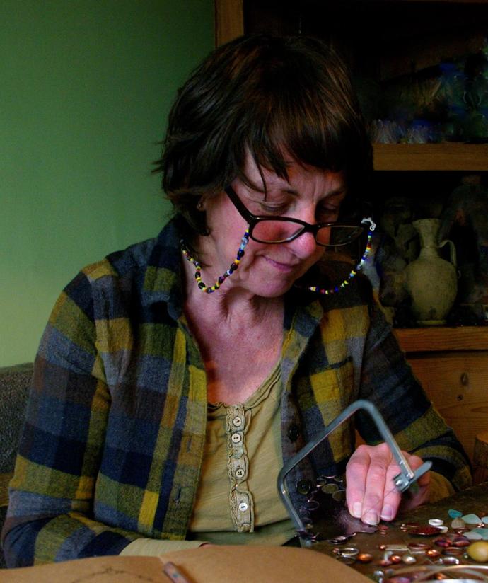 Caroline Frodsham, Jewellery, West Wales