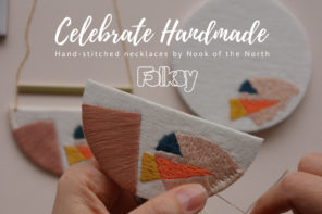 Be part of our campaign to Celebrate Handmade – how you can join in
