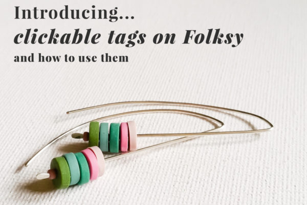 clickable tags, selling tips,
