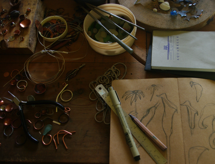 seed pod jewellery,