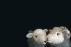 Folksy Friday – Handcrafted sheep by Silvana